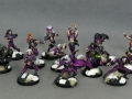 figurine-peinture-modeliste-dajus-miniatures-Bloodbowl-Equipe-Elfes-Elfesnoirs-ElfesPro-Hommearbre-Treeman-GreeboGames-Greebo-Darkelves-Ghoule-Blitzers-linemen-furie-wardancer-starplayer (17)